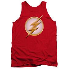 Flash New Logo Mens Tank Top