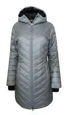NEW Columbia Morning Light II Omni Heat Long Women's Jacket GREY XS-S-M-L-XL