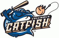 Columbus Catfish Minor League Baseball Team Mens Polo XS-6XL, LT-4XLT New