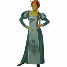 Smi - Oger Shrek Damen Kostüm Prinzessin Fiona Karneval Fasching