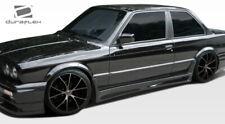 1984-1991 BMW 3 Series E30 Duraflex GT-S Side Skirts-2 Piece Body Kit