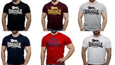 Lonsdale London Herren T-Shirt verschiedene Farben und Größen Promo Lion Logo