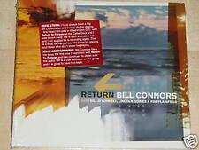 Bill CONNORS-Return-Lincoln Goines-Kim Plainfield-Digipack-NEUF + neuf dans sa boîte