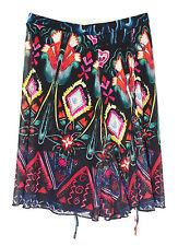 DESIGUAL jupe femme FAL CAMELIA 61F28D3 coloris 2000 noir taille XS