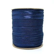 10mm High Quality Navy Blue Edging Trimming Piping Ribbon Trim Lame Sewing K227