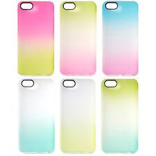 Hülle Silikon Schutz Case Cover für Apple Iphone 5 5s Handy Schale Schutzhülle
