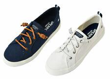 Sperry Sneaker Donna Lino Stivaletti Crest VIBE Scarpe da Barca Scarpe da vela