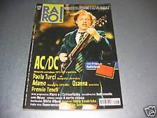 RARO! N.127 - AC/DC - TURCI - ADAMO - OSANNA - TENCO
