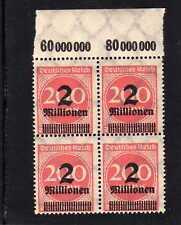309 a ** 4er bloque or (10757-o1)
