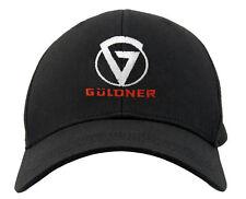 Güldner Kappe | Oldtimer Logo Mütze | Baseball-Cap | schwarz            326-9-02