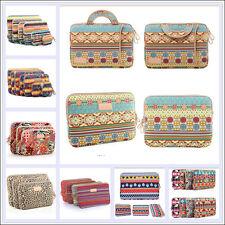 """11.6"""" 12"""" 12.5"""" 13.3"""" 14"""" 15.4"""" 15.6"""" Laptop Waterproof Carry Sleeve Bag Case"""