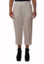 Patrizia Pepe  -  Pants - Female - White - 3649525A184451