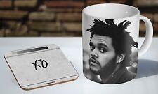 The Weeknd Abel Tesfaye Tea / Coffee Mug Coaster Gift Set
