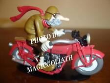 Figurine Joe Bar Team moto INDIAN 600 SV chopper style Harley Davidson motor