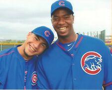 Gleyber Torres & Eloy Jimenez Chicago Cubs 2017 Game Pic Var Size PhotoArt
