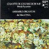 Chants de L'Eglise de Rome - Periode Byzantine Chants of the Roman Church - Byz