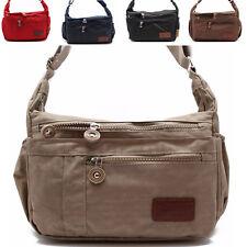 Women Bailey Mother Handbag with Bottle Holder Crinkle Nylon 52 Cross-Body Purse