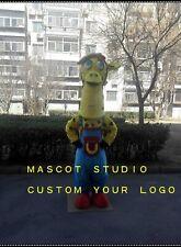 Giraffe Mascot Costume Suit Cosplay Party Game Dress Unisex Halloween Adult 2020