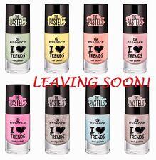 ESSENCE i ♥ trends nail polish the pastels +Farbwahl+ NEU&OVP