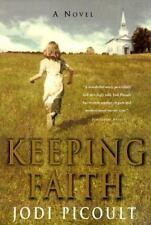 Keeping Faith: A Novel, Jodi Picoult, Good Condition, Book