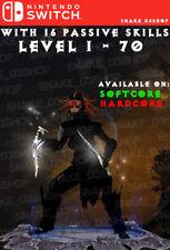 Diablo 3 - Nintendo Switch - Fully Primal Modded Set - Zunimassa - Witch Doctor