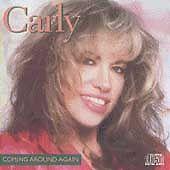 Carly Simon - Coming Around Again  (CD, Mar-1987, Arista)