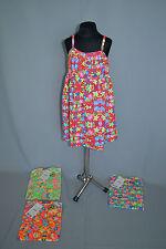 Kids Fashion Tolles Sommerkleid Kleid Kleichen Blumenkleid Gr.98,104,110,122,128
