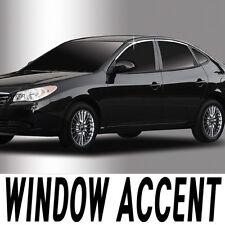 Top Window Accent Line Trim 4P 1Set For 07 08 09 10 Hyundai Elantra : Avante HD
