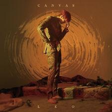 VIXX LEO CANVAS 1st Mini Album CD+POSTER+Photo Book+Paper Set+Ticket+Card SEALED