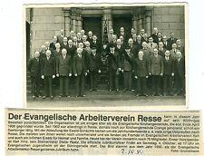Gelsenkichen Buer-Resse, Evangel. Arbeiterverein, um 1930/40
