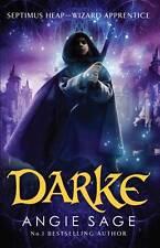 Darke: Septimus Heap: Book 6 by Angie Sage (Paperback, 2012) New Book