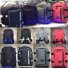 Korea Fashion Basic Color Backpack Travel Sport Business School Hiking Unisex