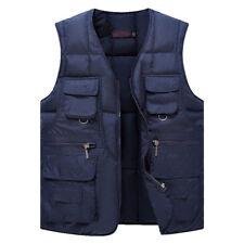 ZooBoo Winter Cotton Padded Vest - Multifunctional Sleeveless Work Outdoor Men
