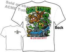 Ed Big Daddy T 66 67 Nova Rat Fink T Shirts Suck My Exhaust Sz M L XL 2XL 3XL
