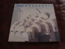 LOUISE BOURGEOIS the museum of modern art, new york by deborah wye