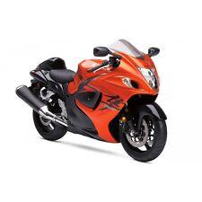 Adesivi o poster poster moto Suzuki hayabusa orangeA250
