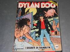 DYLAN DOG N.64 - II° RISTAMPA - I SEGRETI DI RAMBLYN