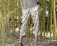 Massana MSN E183211 trousers olivo
