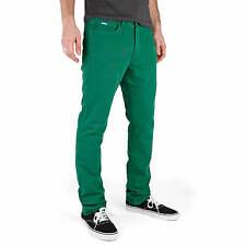 Superslick Pantalon Vert - Tight PANT - coupe slim - Unisexe femmes et homme