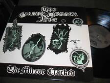 The Gravedigger Five Mirror Cracked lp VOXX lp '87 RARE fuzz garage morlocks !!