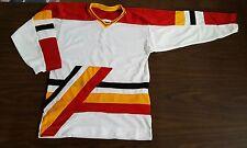 Nhl Replica Practice Hockey Jersey - Calgary Home