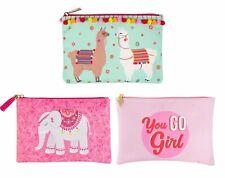 Handbag Storage Pouch Make Up Cosmetic Purse Pencil Case Zip Travel Bag Gift
