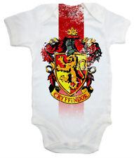 "Harry Potter Tutina Bambino "" Casa Gryffindor Crest "" Tutina Bimbo Hogwarts"