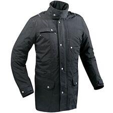 IXON Bastille Motorbike Motorcycle Jacket Textile Outdoors CE Armoured Black