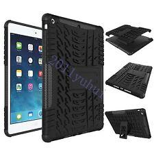 For Apple iPad & iPad Mini TPU+PC Hybrid Shockproof Heavy Duty Stand Case Cover