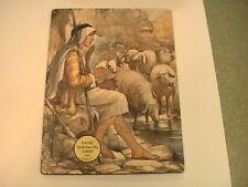Vintage David Watches His Sheep T3626 Warner Press  RARE