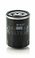 Oil Filter W610/1 Mann New