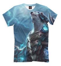 T-shirt fullprint League of Legends Volibear