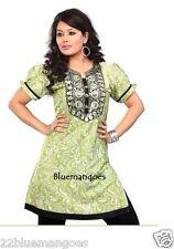 Indian Bollywood Kurta Kurti Designer Women Ethnic Crepe Top Tunic Pakistani New