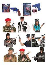 Pistola De Juguete Plástico Ejército ametralladora Adulto Niños Juguete Juego De Guerra Juguetes Uzi Fancy Dress